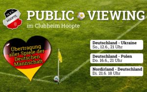 EM 2016 Public Viewing
