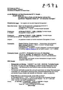 Mtv Brief 06 2017 Mtv Hoopte Von 1903 Ev